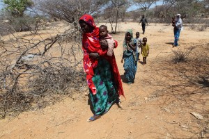 World Concern Horn of Africa beneficiaries