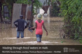 hurricane sandy contributed to food insecurity in Haiti