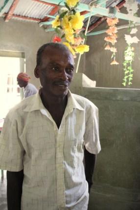 Pastor Bonnet shares about his church