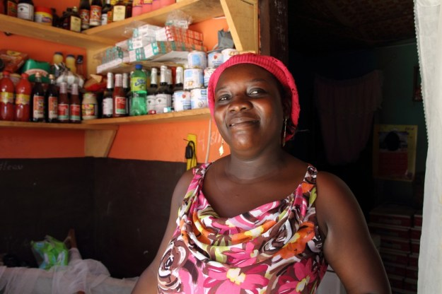 World Concern has been serving small business owners, like Emilienne, by providing loans and training since 1998.
