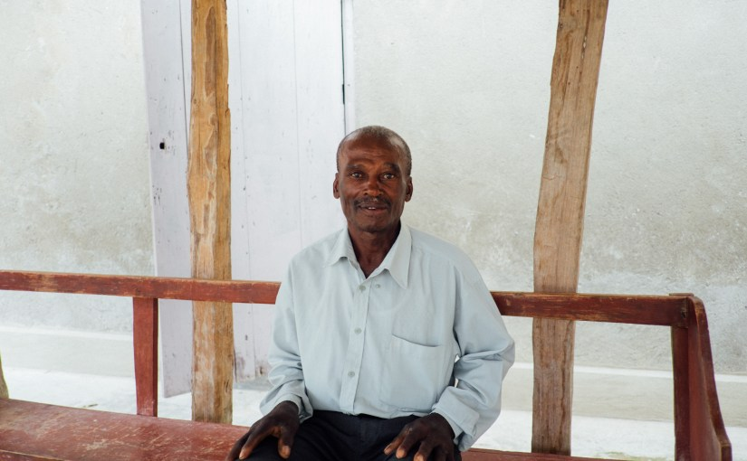 A Pillar of Hope, A Pastor to the Hopeless