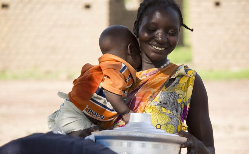 Emergency Survival Supplies Can Save Lives in South Sudan