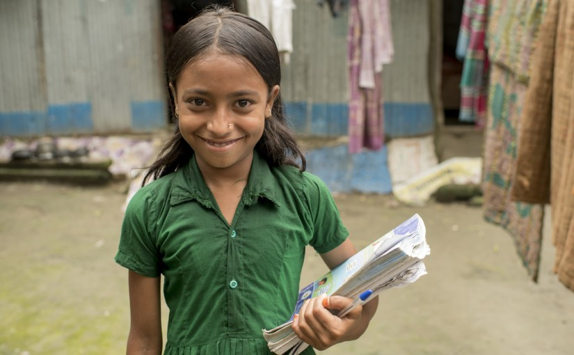 A Girl's Education – Faces of the Future in Bangladesh