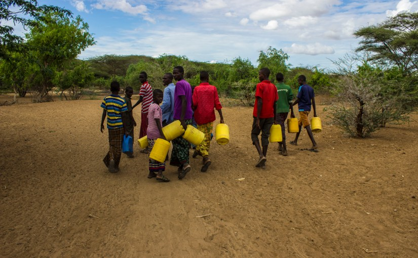 Walk Six Miles in Their Shoes – The Importance of Clean Water