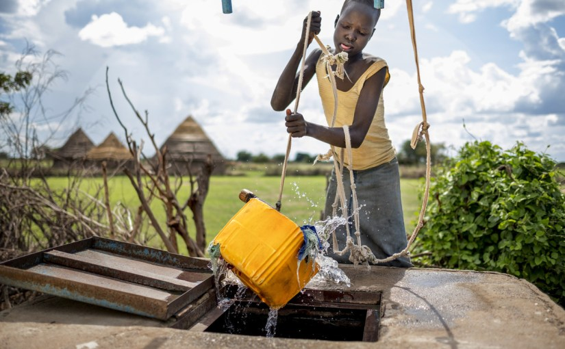 How Clean Water Arrives in a Village