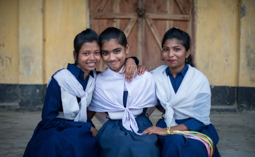 How Scholarships Work to Stop Child Marriage