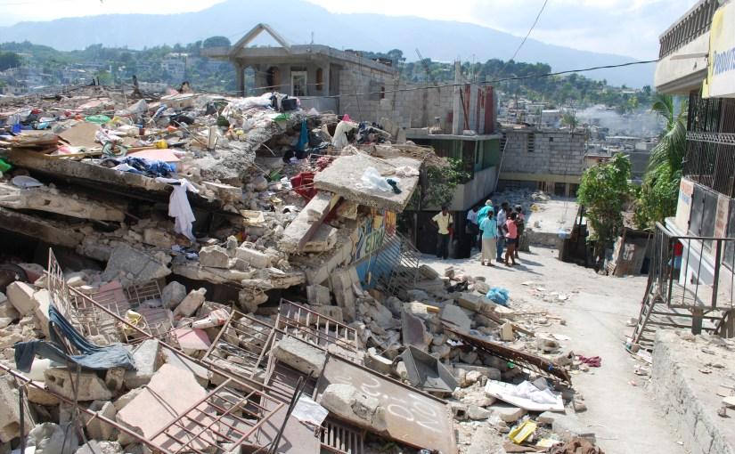 World Concern Staff Assess Damage