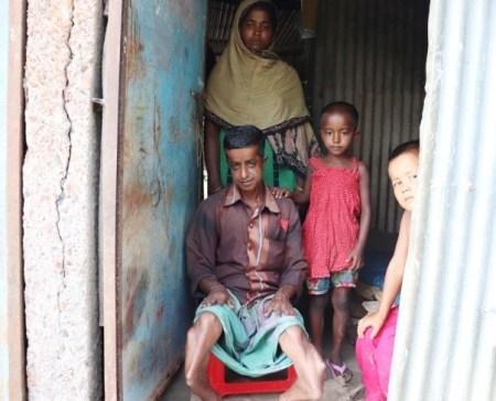 Sokina's family