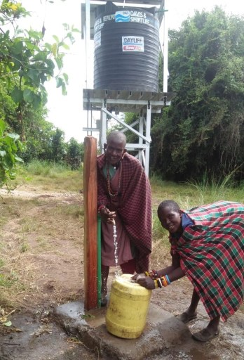 New well pump