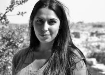 Photo of Professor Francesca Stavrakopoulou