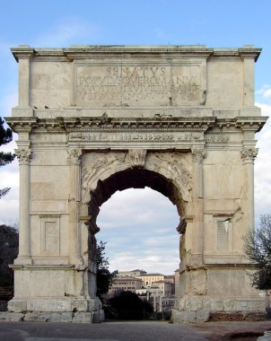 Arch of Titus, Forum, Rome. Google Images