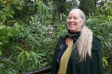 Becky Elder | Writer, Permaculture Educator in Manitou Springs, CO