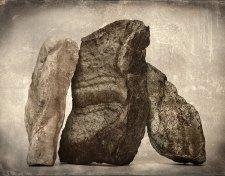 """""""Three Rocks,"""" 2018"""