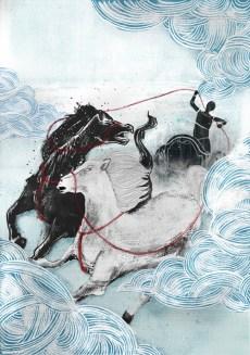 Dwie-Judha-Satria-chariot-allegory