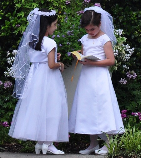 First_Communion_girls