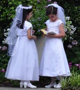 First_Communion_girls
