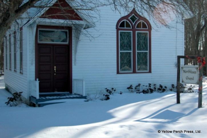 North Bass Island chapel