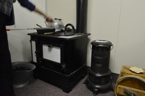 Coal burner
