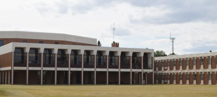 Sacred Heart dorms