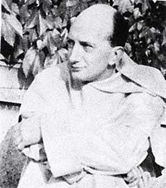 Fr Gerald Vann OP