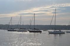 Boats horizon