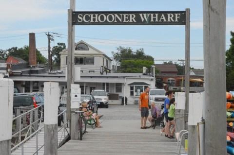 Schooner Wharf