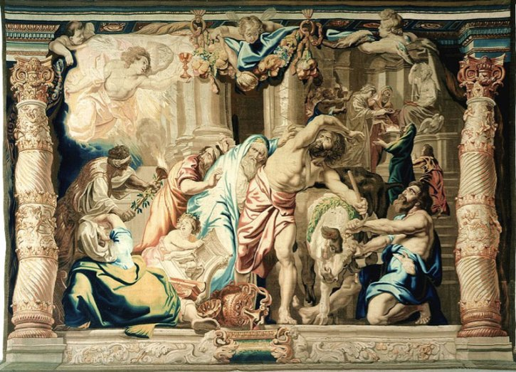 Peter Paul Ruebens 'The Triumph of the Eucharist Over Idolatry'