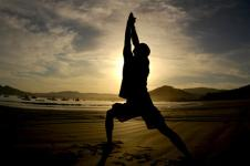 warrior-pose_solar-blessing_Humanity-Healing
