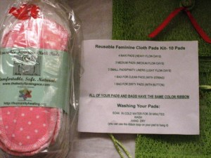 Pads for Schoolgirls Pad Kit