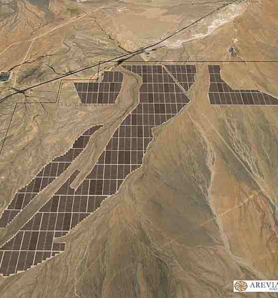 U.S. Approves Plan to Build the Nation's Largest Solar Project