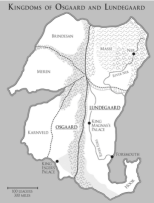 Kingdoms of Osgaard and Lundegaard - Emily Gee