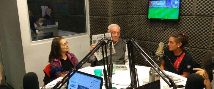 Estuvimos en 221 Radio conversando sobre el tránsito en La Plata