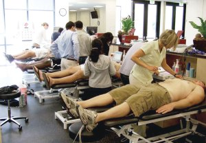 ECG testing of young athletes