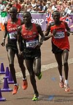 Kenyan Athletes