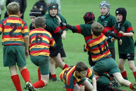 School rugby plan 'too dangerous'