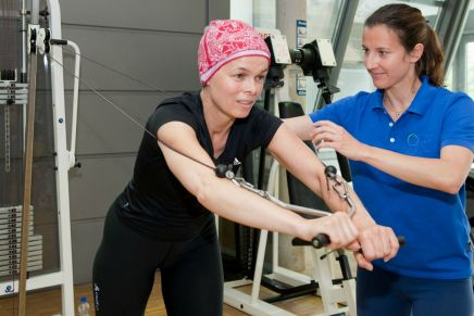 Getting active after a cancer diagnosis may extend life