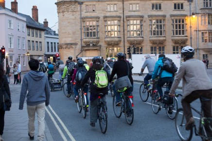 Oxford named the UK's fittest city