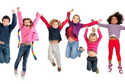 Healthier kids make healthier adults
