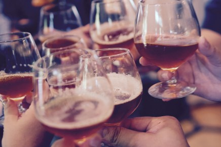 New study finds physical activity could offset harmful effects of alcohol