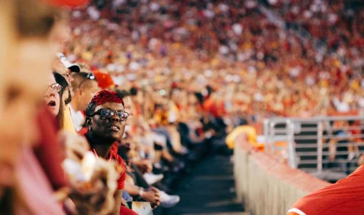 Sports fans loyalty