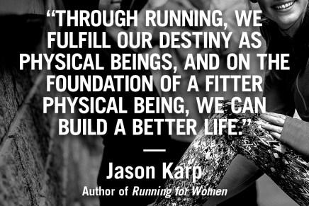 Motivation from Jason Karp