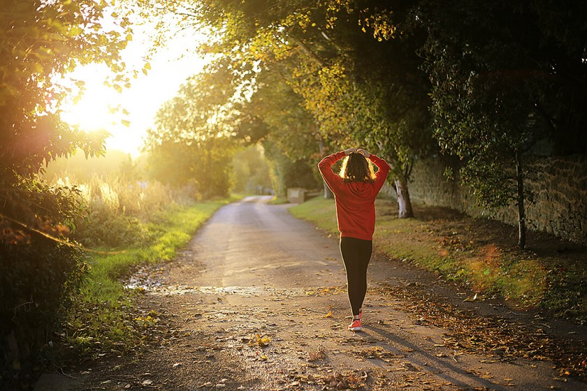 Setting the stage for running flow