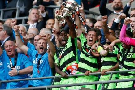 The successful green vegan story of Forest Green Rovers FC