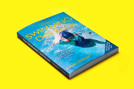 Bestselling swimming drill book returns for a second edition