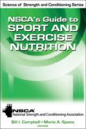 NSCA Exercise and sport nutrition