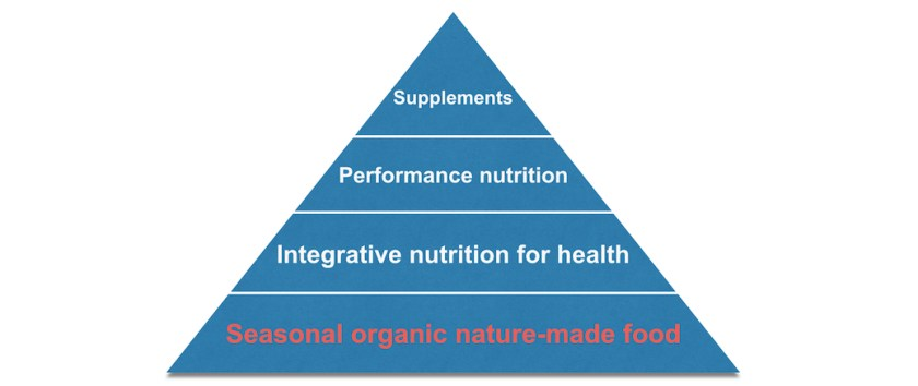 What is integrative sports nutrition?