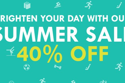 Human Kinetics Summer Sale has now closed