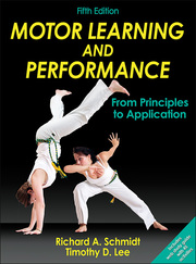 academic sport science books Motor Behaviour