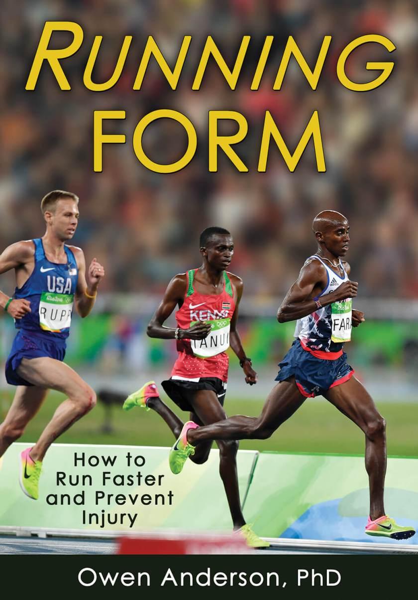 Running Form Owen Anderson