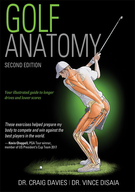 Golf Anatomy